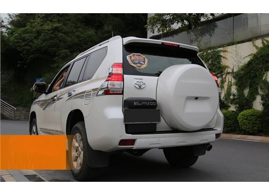 Наклейка на доп. стоп для Toyota Land Cruiser Prado 2009- по н.в. (фото)