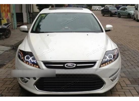 Фары для  Ford Mondeo 4 вариант 2 (фото)