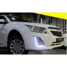 ДХО для Chevrolet Cruze 2012-2015 г.в. с поворотниками
