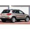 Задние габариты (ДХО) + доп. стоп сигналы + доп. поворотники в задний бампер для Volkswagen Tiguan 2007-2016 (фото)
