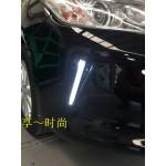 ДХО для Toyota Camry 7 Рестаилинг 2014-2017. Вариант 1