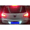 Задняя оптика для Volkswagen Tiguan 2007-11 в стиле БМВ. Вариант 2 (фото)