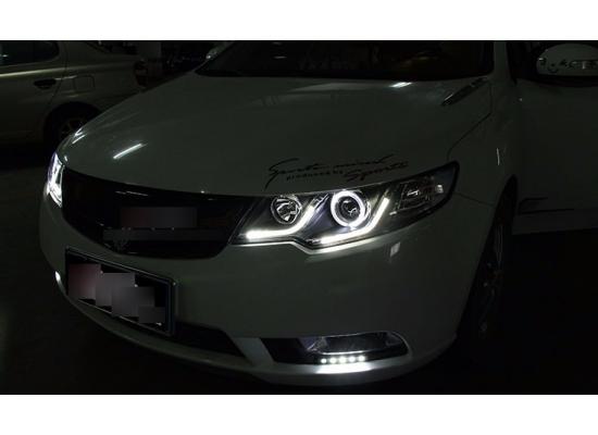 Фары для Kia Cerato 2011-2014 (фото)