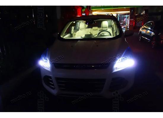 Фары для Ford Kuga 2. Вариант 2 (фото)