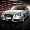 ДХО для Audi A4 2008-2012 г.в. Вариант 1