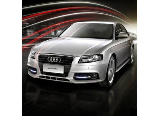 ДХО для Audi A4 2008-2012 г.в. Вариант 1 (фото)