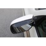 Козырьки на зеркала для Toyota Land Cruiser Prado 150 2009- по н.в.