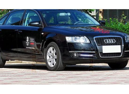 ДХО для Audi A6 3 C6 2004-08