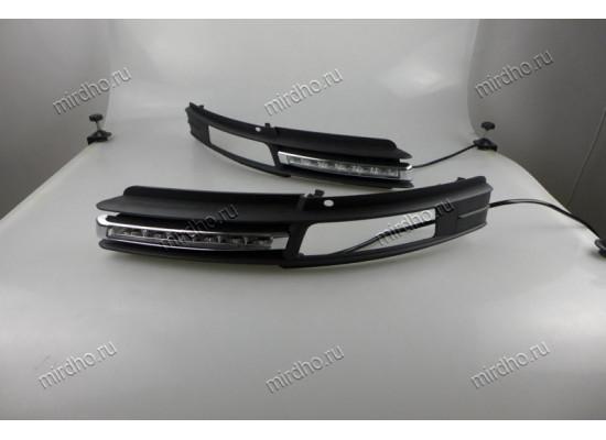 ДХО для Audi A6 2009-2011 г.в. (фото)