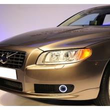 Противотуманные фары с ангельскими глазками для Volvo S80