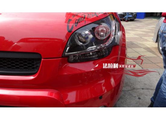 Фары для Kia Soul 1 2008-2011