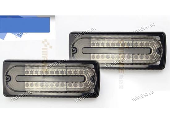 Задняя оптика для Mercedes-Benz G-klasse (фото)