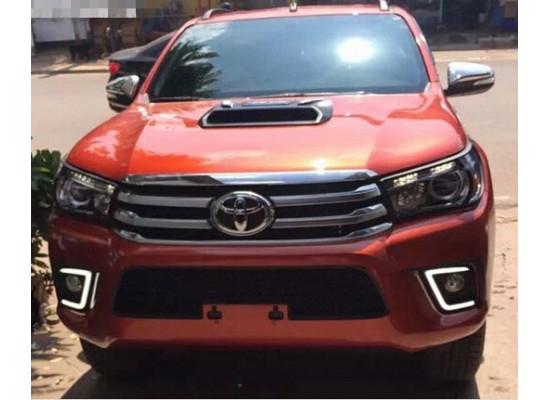 ДХО для Toyota Hilux 8 2015-по н.в. (фото)