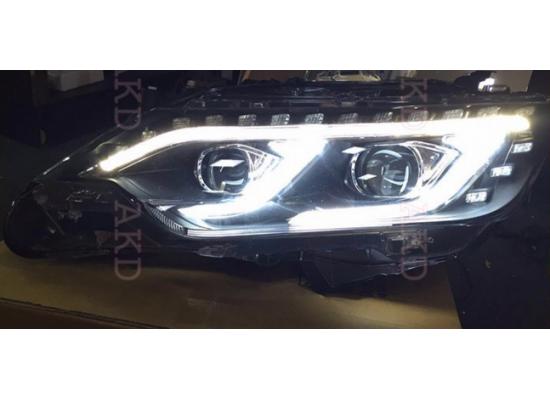 Фары для Toyota Camry 7 2014-2017. Вариант 4 (фото)