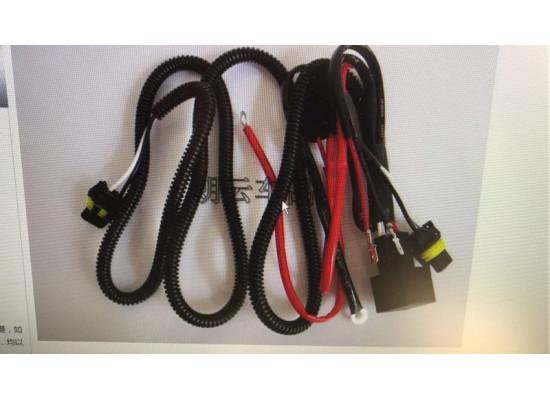 Адаптеры для подключения фар Toyota Highlander 3 2013-16 (фото)