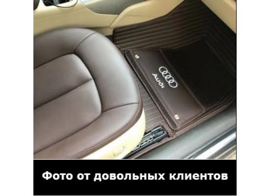Ковры с логотипом для Volkswagen Golf 6 GTI 2008-2012