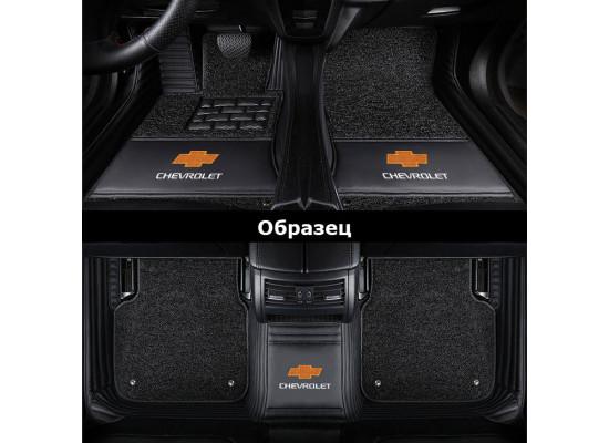 Ковры с логотипом для Porsche Boxster 3 981 2012-2016