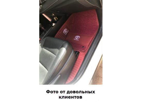 Ковры с логотипом для MINI Countryman 2 2016-2019