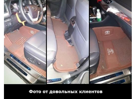 Ковры с логотипом для BMW 3 E90 Седан 2005-2013