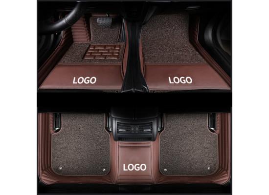 Ковры с логотипом для Nissan Murano 3 2014-2019