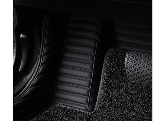 Ковры с логотипом для Skoda Superb 2 2008-2013