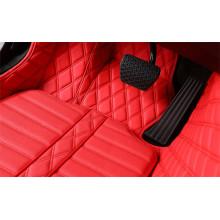 Ковры люкс для Audi A8-A8L 2 D3 Рестайлинг и Дорестайлинг 2005-2010