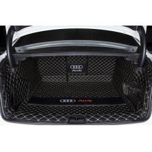 Кожаная обивка багажника для Audi A4 5 2015-н.в.