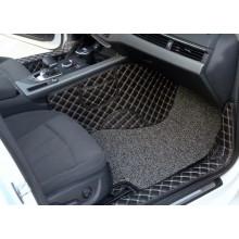 Кожаные коврики для Audi A4 2005-н.в