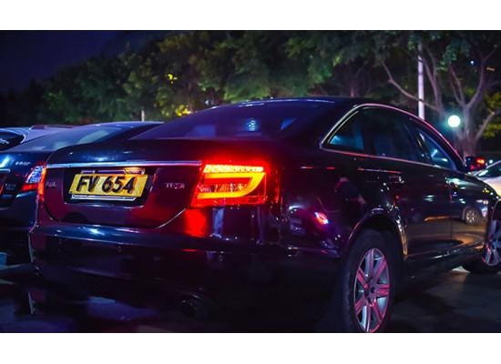 Задние фонари на Audi А6 С6 2004-08 (фото)