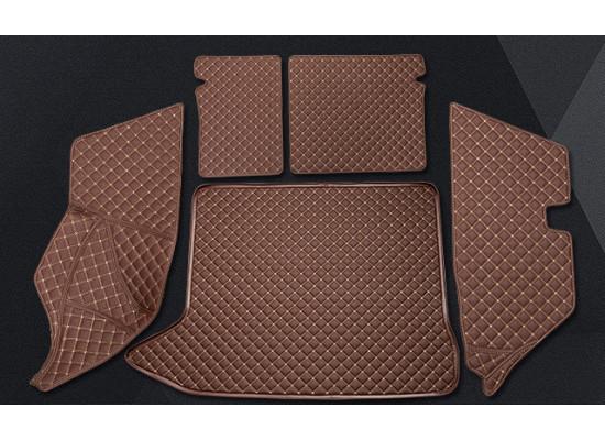 Кожаная обивка багажника для Audi Q3 2018-н.в.