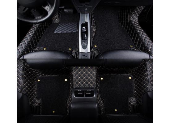 Кожаные коврики для Audi Q3 2018-н.в.