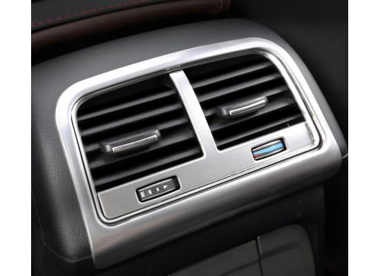 Комплект накладок в салон для Audi Q5 1 Рестайлинг 2012-17