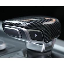 Накладка на ручку КПП для Audi Q5 1 Рестайлинг 2012-17 и 2 2017-19