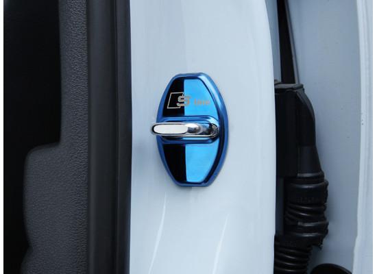 Накладки на фиксаторы замков для Audi Q5