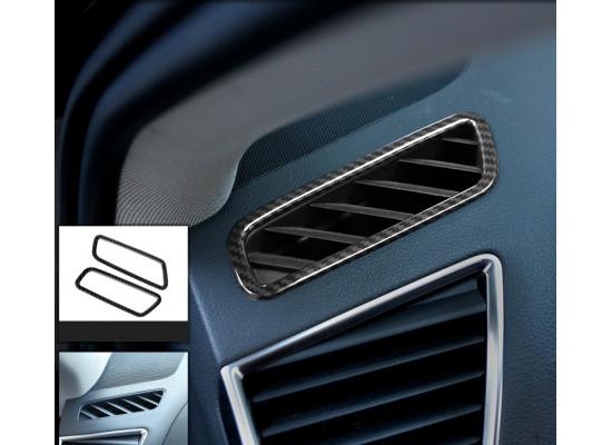 Накладки на воздуходувы для Audi Q5 1 Рестайлинг 2012-17