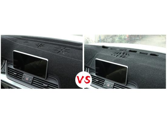 Коврик на приборную панель для Audi Q7 2 2015-н.в.