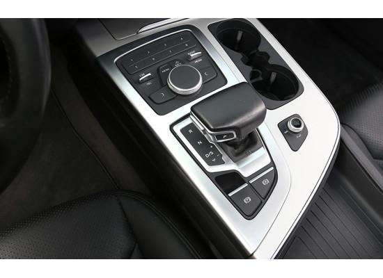 Накладка на КПП для Audi Q7 2 2015-н.в.
