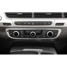 Накладка на панель кондиционера для Audi Q7 2 2015-н.в.