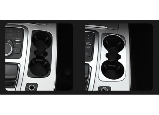 Накладка на подстаканник рядом с КПП для Audi Q7 2 2015-н.в.