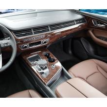 Накладки на интерьер салона для Audi Q7 2 2015-н.в.