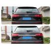 Накладки на кромку на багажникa для Audi Q7 2 2015-н.в.