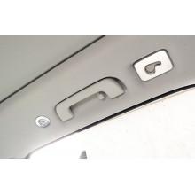 Накладки на лампочку для чтения и крепление для сетки для Audi Q7 2 2015-н.в.