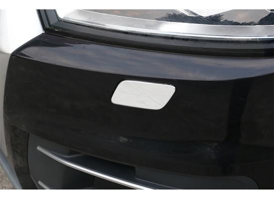 Накладки на омыватели фар для Audi Q7 2 2015-н.в.