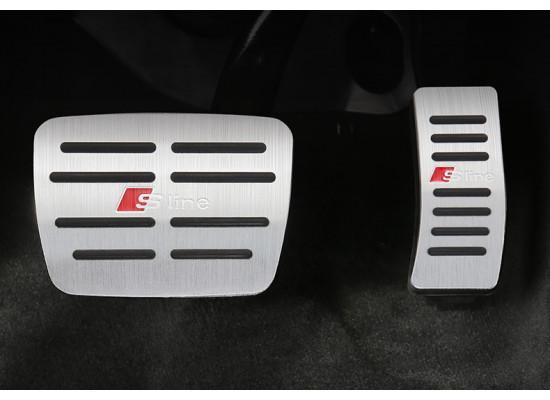 Накладки на педали для Audi Q7 2 2015-н.в.