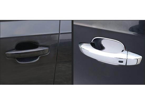 Накладки на ручки дверей для Audi Q7 2 2015-н.в.
