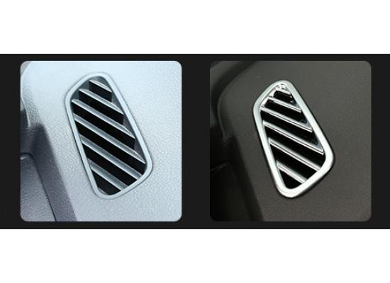 Накладки на воздуховоды для Audi Q7 2 2015-н.в.