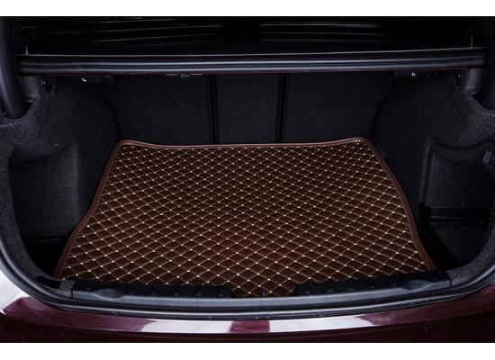 Кожаная обивка багажника для BMW 3 2011-н.в.