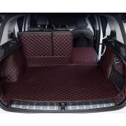 Кожаная обивка багажника для BMW X1 2012-н.в.