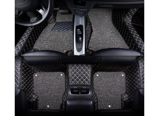 Кожаные коврики для BMW X1 2019-н.в.
