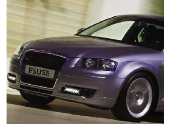 ДХО для Audi A3 Рестайлинг 1 2004-2008. ESUSE Тайвань (фото)